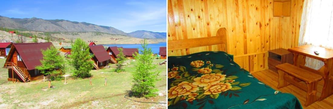 Базы отдыха на Малом море Байкал