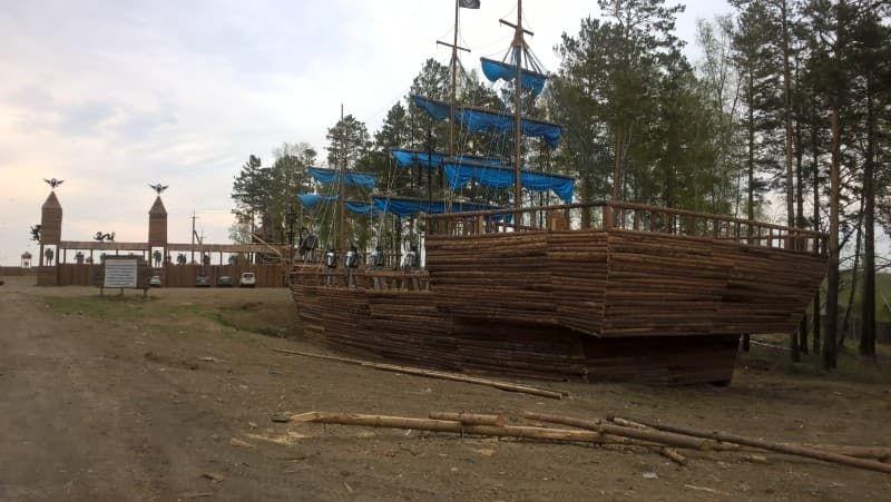 музей ТБО под Иркутском