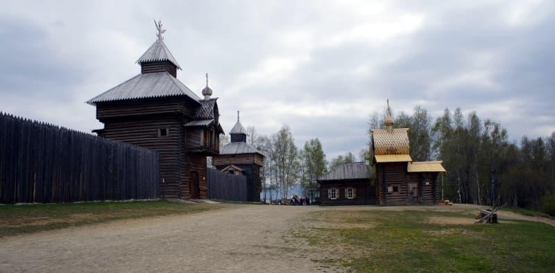 музеи на Байкале