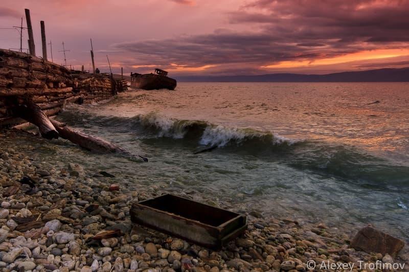 фотосезон на Байкале