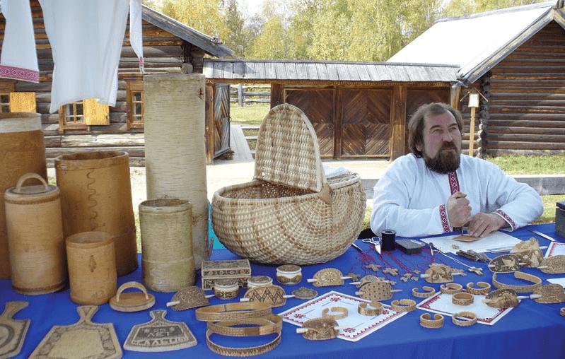 Тальцы Байкал