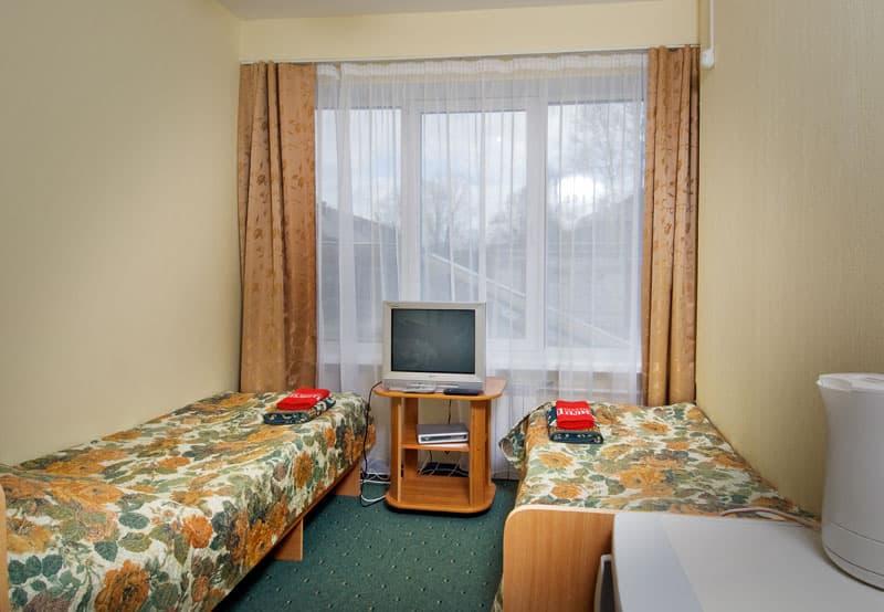 отель на Байкале