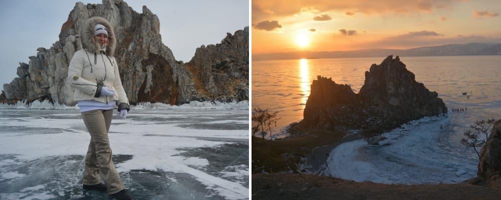 зимние туры на Ольхон