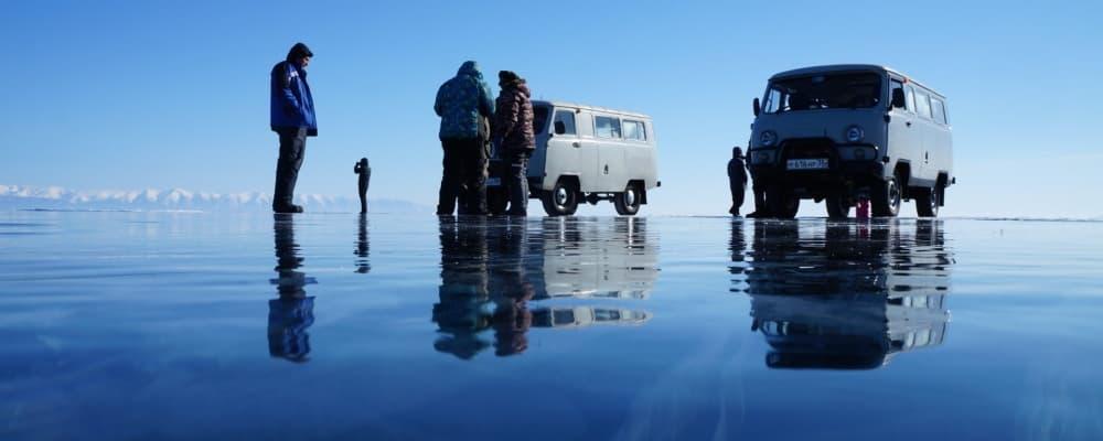 Туры на Байкал зимй