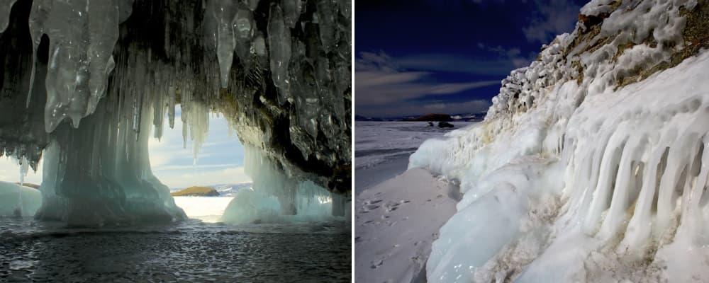 зимние туры на Байкал