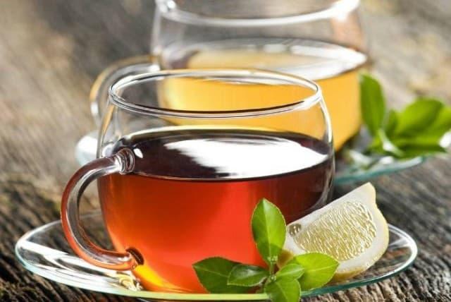 Чаепитие с байкальскими травами после бани