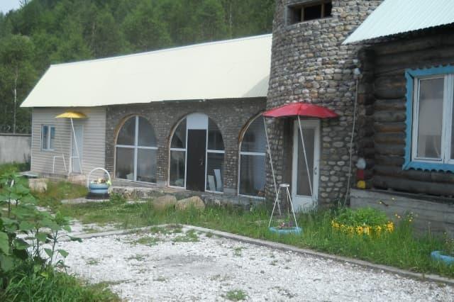 База отдыха Серебряный источник в Слюдянке, летние домики