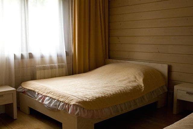 отель Орлиное гнездо в Байкальске