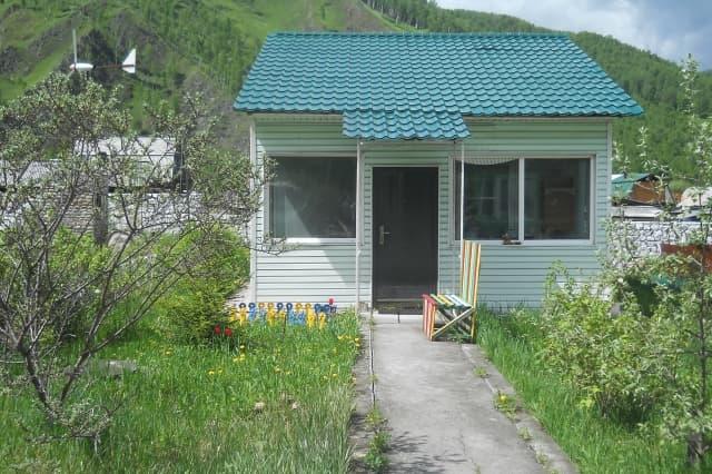 База отдыха Серебряный источник в Слюдянке, отдельные домики
