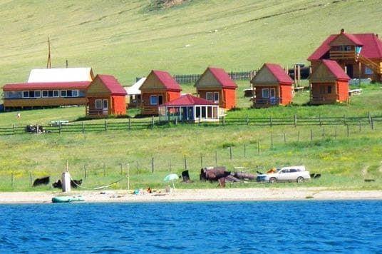 база отдыха Пристань Ольхона