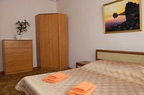 отель Прибой Байкальск