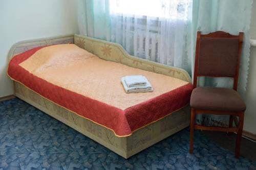 гостиница в Байкальске