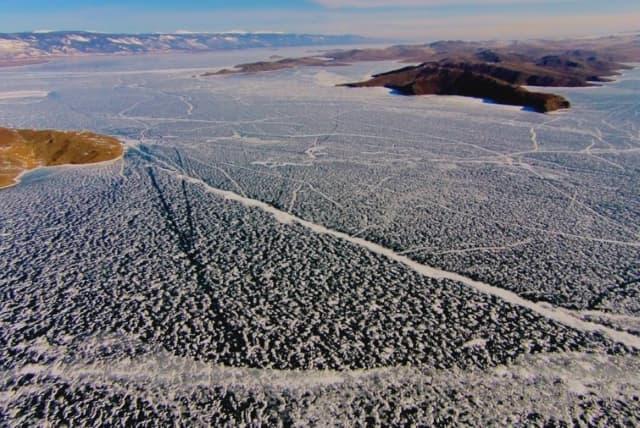 Байкальские пейзажи