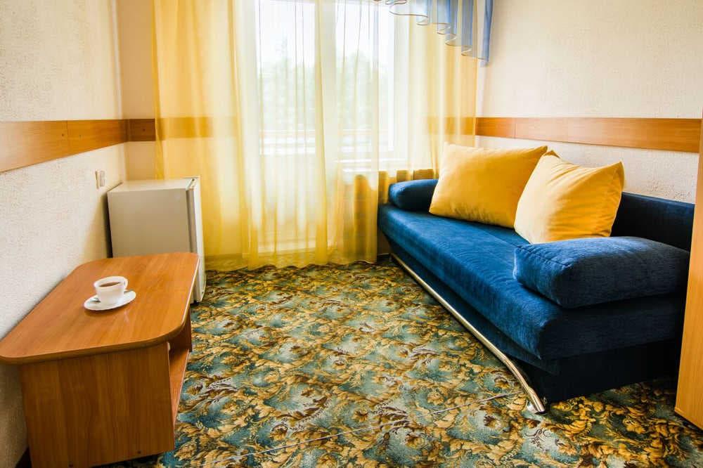 Номер ЛЮКС  в гостинице Соболиная в г.Байкальске