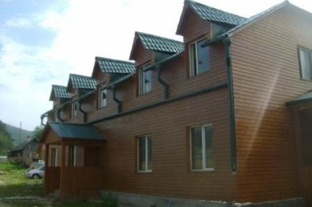 Горячинск гостевой дом Дворик