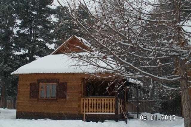 Горячинск гостевой дом Семейный