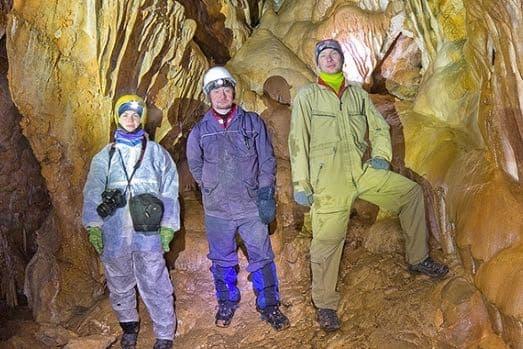 пещера охотничья байкал