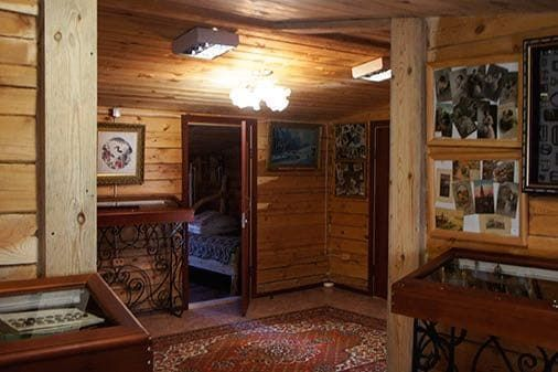 База отдыха Форт Байкал, КБЖД
