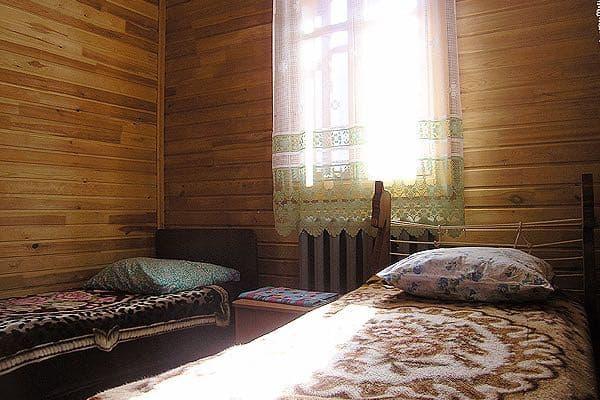 База отдыха Форт Байкал в пос. Порт Байкал, КБЖД
