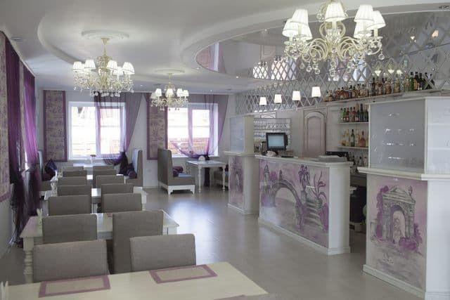 Ресторан в гостевом доме  Мунэн Сэргэ