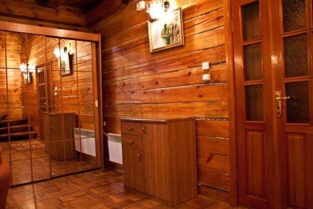 Лесной отель на Байкале в Листвянке