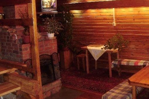 Гостевой дом Парадиз на КБЖД