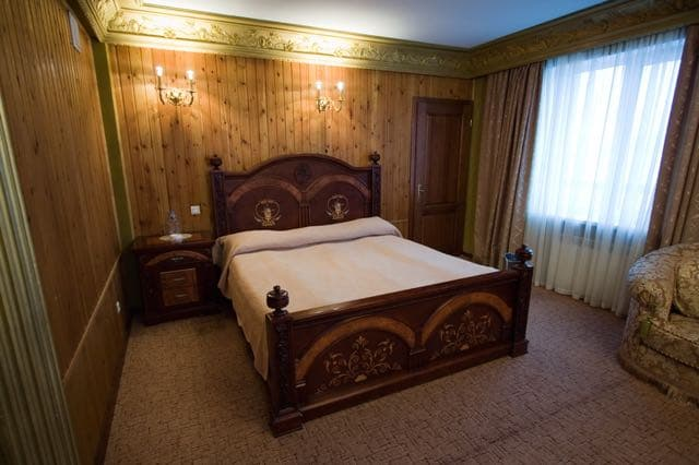 Эко-отель Эдем в Листвянке