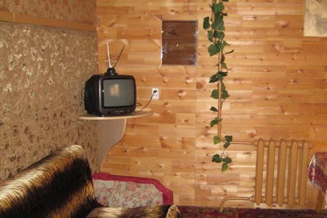 Гостевой дом Девятый вал в Листвянке