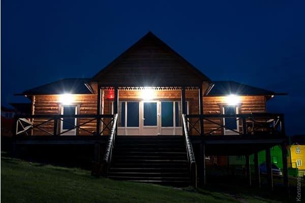 Гостиный двор Баяр на Малом море оз. Байкал, Бунгало  одноэтажный №6