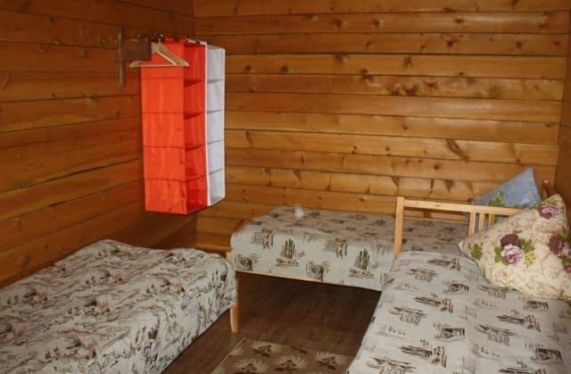 База отдыха на Байкале Родные берега, 3х-местный номер