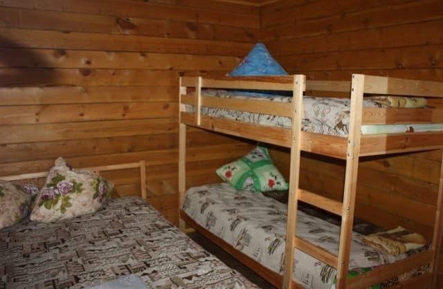 База отдыха на Байкале Родные берега, 4х-местный номер