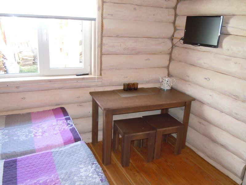 Гостевой дом Ольхон-Байкал на острове Ольхон, Домик стандарт 3х-местный с доп местом