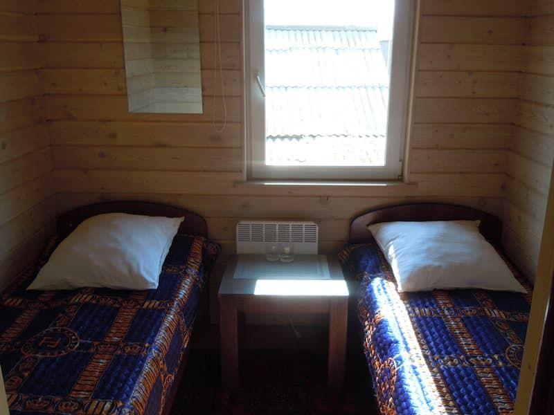Гостевой дом Ольхон-Байкал на острове Ольхон, эконом 2х-местный