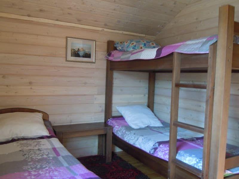 Гостевой дом Ольхон-Байкал на острове Ольхон, эконом 3х-местный