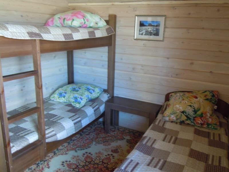Гостевой дом Ольхон-Байкал на острове Ольхон, номер эконом