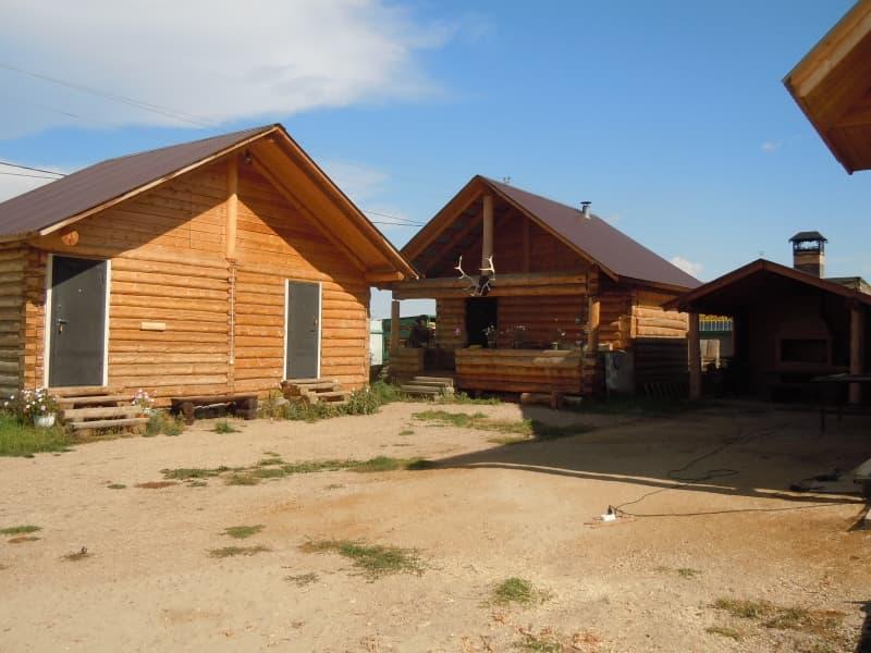 Гостевой дом Ольхон-Байкал на острове Ольхон,
