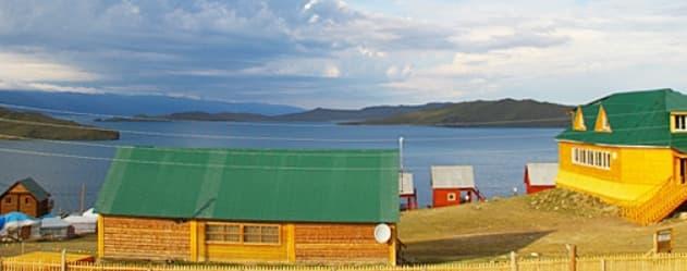 Усадьба Ковчег Байкала на Малом море, Байкал