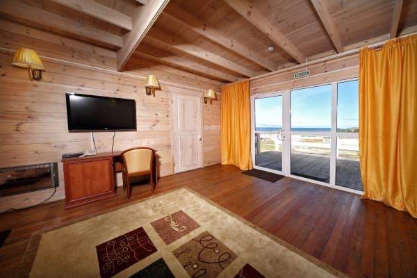 Отель Baikal view hotel, номер Люкс