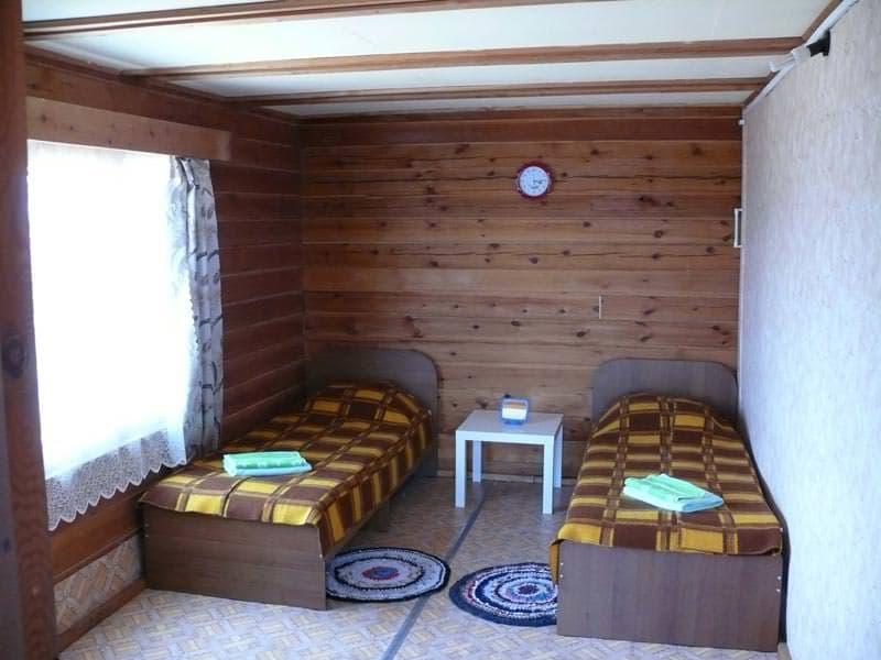 База отдыха Ранчо Лагуна на Малом море, оз. Байкал, благоустроенный 2х этажный коттедж, 2х-местный номер