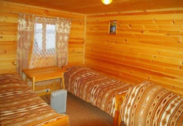 Усадьба Ковчег Байкала на Малом море, номера в новом корпусе