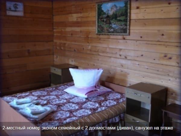 Усадьба Набаймар на Малом море, оз. Байкал, номер семейный