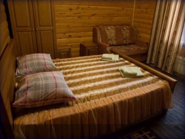 Усадьба Набаймар на Малом море, оз. Байкал, номер Стандарт
