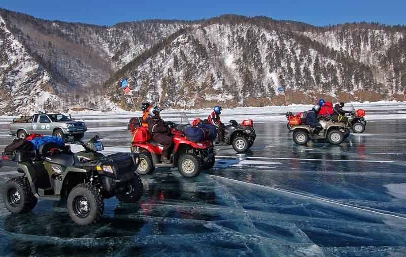 зимние фестивали на Байкале