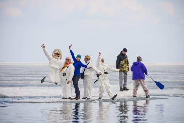 Туры на Байкал весной