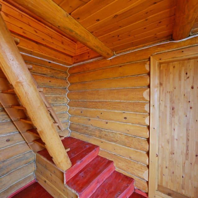 База отдыха Байкальская сказка, неблагоустроенный 2х-местный номер