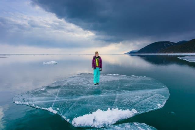 отдых на Байкале весной