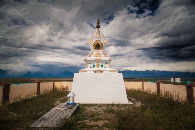 Священные буддийские места