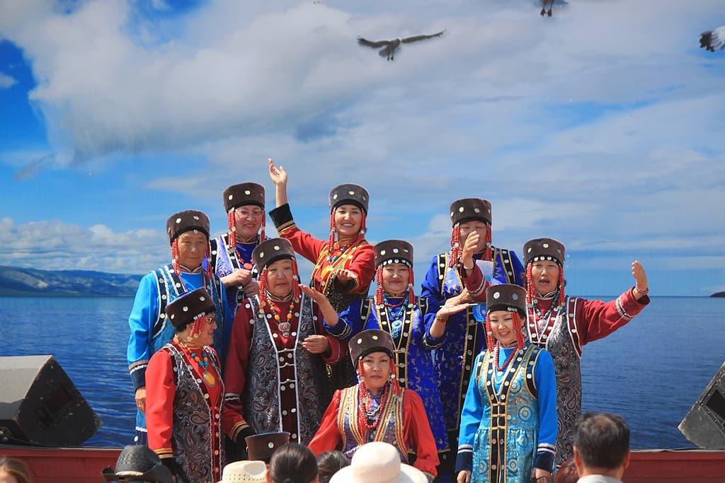 Бурятский национальный фольклор