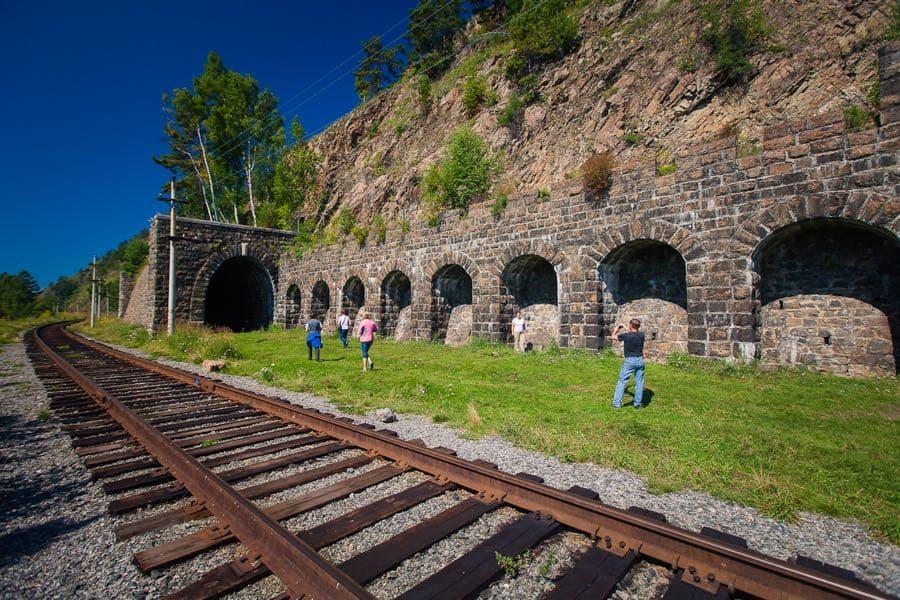 Кругобайкальская железная дорога