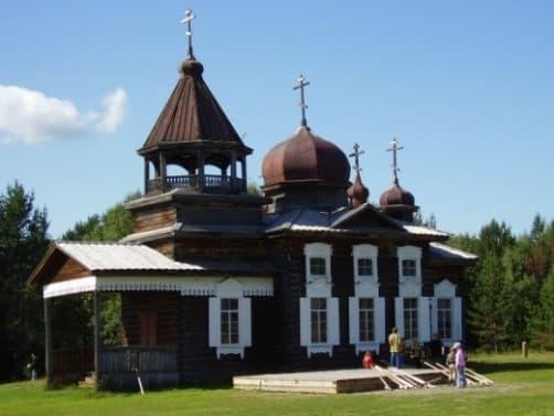 Деревня-музей под открым небом